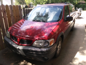 Montana Van for sale