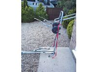 EXODUS Rear High Mount 3 Cycle Carrier - Clamp Fitting