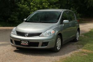 2012 Nissan Versa 1.8 S | AC | Power Windows | CERTIFIED