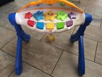 Fisher Price Move Music Station