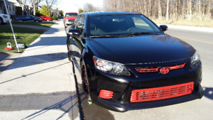 2012 Scion tC base Coupe (2 door)