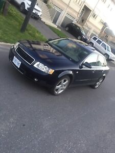 **Must See** 2004 Audi A4,  3.0 Safety + E-tested
