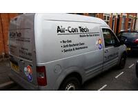 Mobile regas, recharge, air con service in Leicester