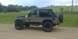 2004 Jeep TJ/LJUnlimited SUV, Crossover