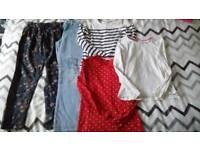 Girls 10-11 clothes bundle 11 items
