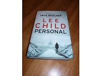 Lee Child Jack Reacher Book: Personal