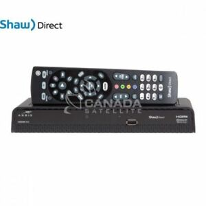 Shaw Direct receiver HD 600