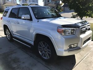 2013 Limited 4Runner with Warranty!!
