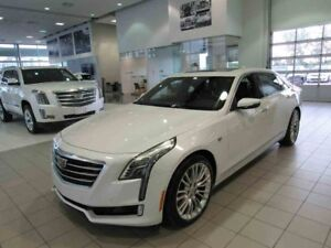 2016 CADILLAC CT6 SEDAN AWD 3.0L TWIN TURBO PREMIUM LUXURY PREMI