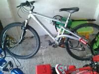 Diamond back mens bike very good condition