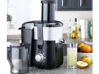 Cookworks KP60PD Whole Fruit Juicer - St/Steel