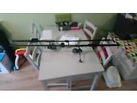 2 Nash Dwarf rods - 10ft 3.5lb tc