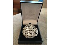 Stunning Stephanie Browne bridal brooch - worth £120