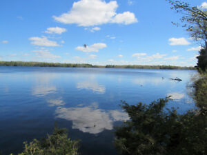 Long Lake- Waterfront Building Lot with Expansive Views!
