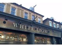 Chef de Partie opportunity to join the team at The White Lion