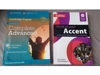 Study books to prepare C1 Cambridge English Exam.