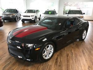 2014 Chevrolet Camaro 2LS coupe (leather)