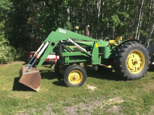 3020 John Deere Tractor For Sale