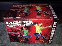 Kids Moon Shoes - Outdoor Toy, Brand New in Box, Age 7+