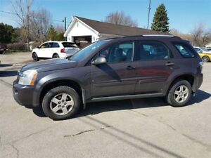 2008 Chevrolet Equinox 100% approuver