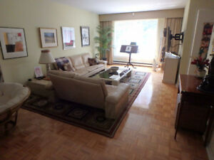Fully Furnished Riverview Townhouse - Montreal West Island