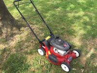 Toro HI-VAC 53 commercial self-propelled lawn mower