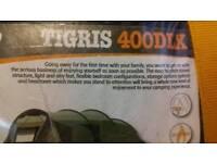Vango tigres 400dxl tent