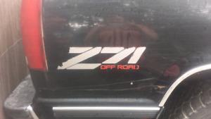 Z71 OFF-ROAD