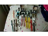 Job lot of fashion watches