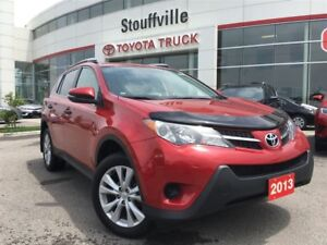 2013 Toyota RAV4 LE - Low Kms & Backup Camera!!