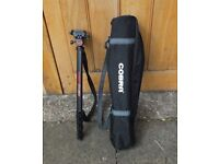 Cobra Exlipse 21 monopod in new condition with case