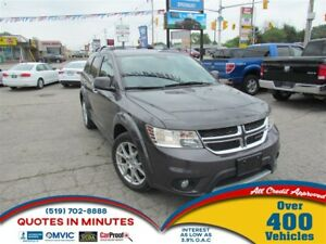 2015 Dodge Journey R/T | AWD | LEATHER | 7 PASSENGER