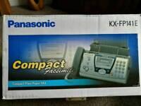 Panasonic kx_fp141E fax/copier