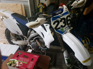 2007 yz450f great condition!
