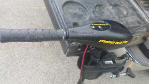 30lb thrust trolling motor