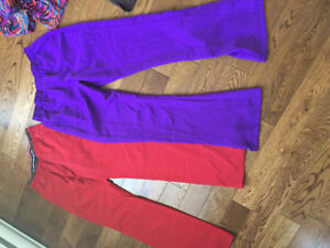 Scrubs for sale - difference sizes