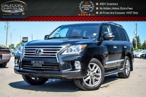 2015 Lexus LX 570 4x4|8 Seater|Navi|Sunroof|DVD|Backup Cam|Bluet