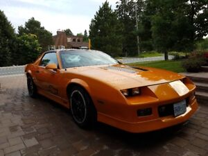1986 Z28 Camaro For Sale