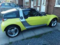 Smart roadsters coupe 80 auto