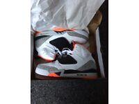 Air Jordan's son of lava size 9
