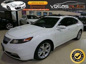 2012 Acura TL Elite ELITE| AWD| NAVI| 19ALLOYS