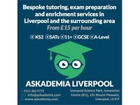 Askademia Tutoring and Exam Prep specialist for KS2, SATs, 11+,GCSE & A-level subjects