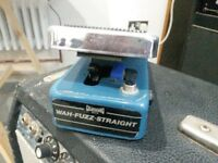 Colorsound Wah-Fuzz-Straight '70s