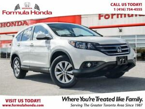2014 Honda CR-V EX | ALL WHEEL DRIVE | HEATED SEATS