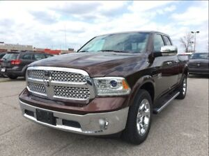2015 Ram 1500 Laramie**ECO DIESEL**ONLY 34492 KMS*ONE OWNER**