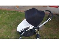 Bugaboo bee plus buggy in very good condition