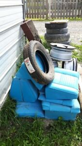 12 inch tires-new