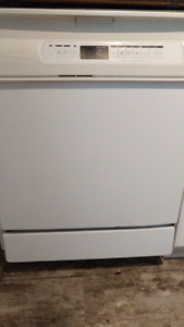 White working dishwasher for sale