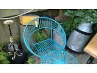 french retro patio set