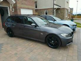 Bmw 320d m sport touring estate (STUNNING)